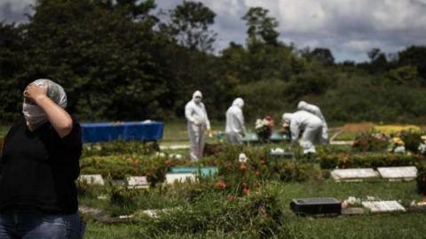 Brasil se convierte en la segunda nación con más contagios de COVID en el mundo
