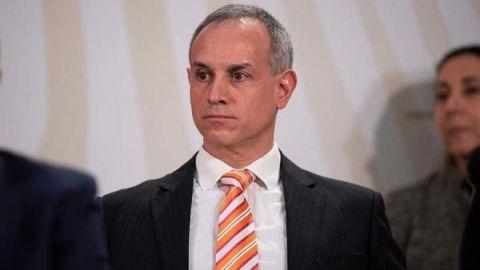 PAN denunciará a López-Gatell de violencia de género contra senadora