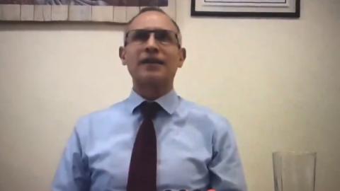 VIDEO: López-Gatell: inútil y costoso, aplicar pruebas masivas