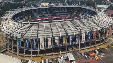 El estadio Azteca cumple 54 años