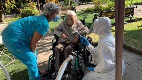 Dos ancianas de más de 100 años sobreviven al coronavirus en Chile