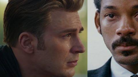 Capitán América y Will Smith NO están en la lista de ''Anonymous''