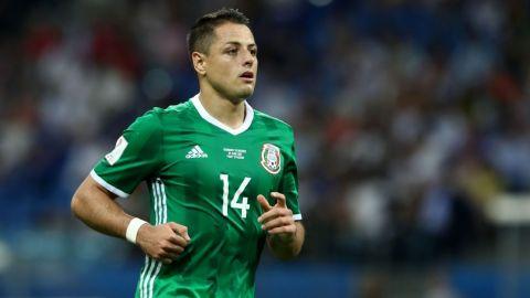 """""""Chicharito"""" Hernández cumple 32 años"""