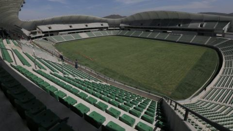 Moderno y cómodo, así luce el nuevo Estadio de Mazatlán