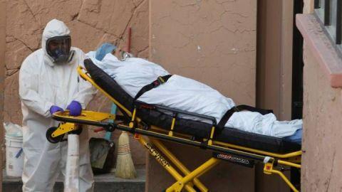 Coronavirus deja más muertes que inseguridad en primeros 4 meses