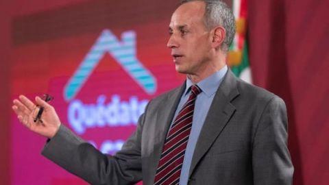 López-Gatell sube estimación de muertos a 35 mil por Covid-19
