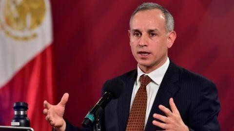 Giras del Presidente son actividades esenciales: López-Gatell