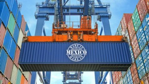 La exportaciones de México a Estados Unidos cayeron durante abril