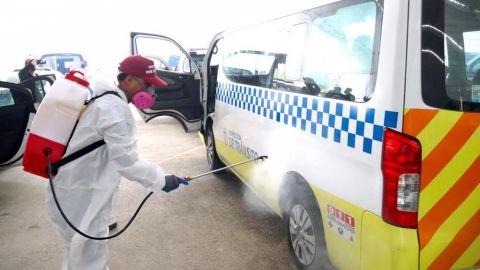 Sanitización permanente para unidades del sector público