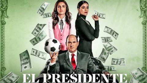 """""""El Presidente"""", la serie del FIFAgate"""