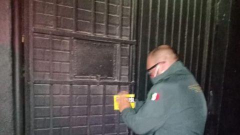 Suspenden bares que reanudan actividades anticipadamente