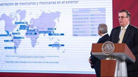 Mil 256 mexicanos han muerto en EU por Covid-19, reporta SRE