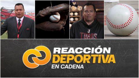 Reacción Deportiva en Cadena: VIDEO:  ¡Juan Ángel Ávila con nosotros!
