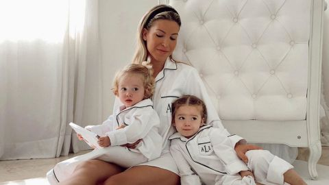 VIDEO: Nace la tercera hija de Andy Benavides
