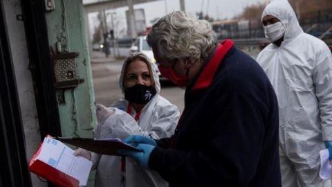 Más de 5 mil contagios por COVID-19 registrados en un día, un nuevo récord