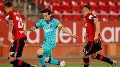 Barcelona regresa con triunfo ante Mallorca