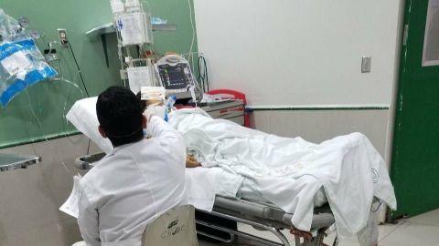 VIDEO: Así se vive realmente el Covid en hospitales del IMSS