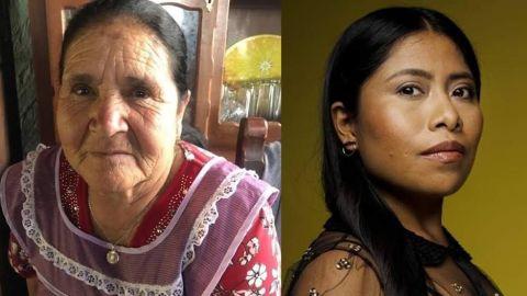Yalitza y Doña Angela, entre las 100 más poderosas de México