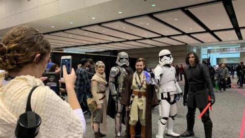 """La convención de """"Star Wars Celebration"""" se aplaza hasta 2022 por el coronavirus"""