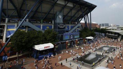 US Open: menos jueces, recogepelotas y cuadros