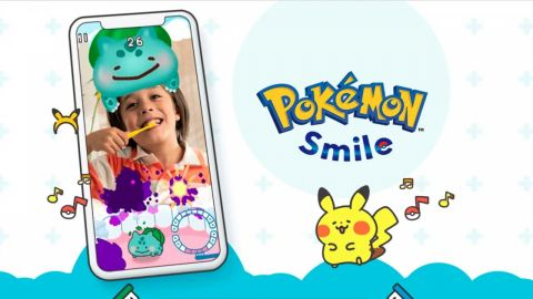 ¡Convierte a tus hijos en maestros Pokémon mientras se lavan los dientes!