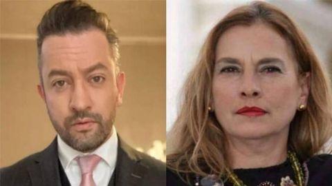 Chumel Torres ofrece disculpas a Beatriz Gutiérrez