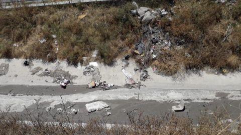 VIDEO: Vecinos de Camino Verde piden limpieza de canal