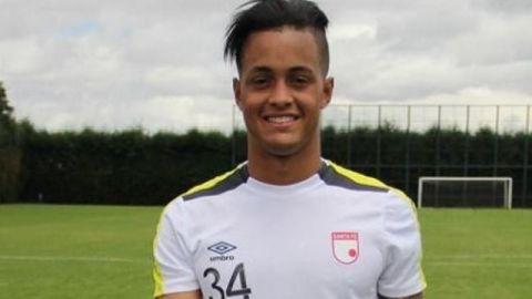 Necaxa contrata a delantero colombiano Rodríguez