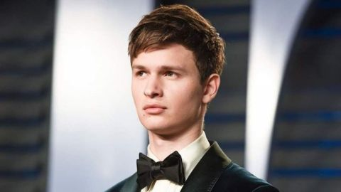 Ansel Elgort, acusado de abuso sexual a menor