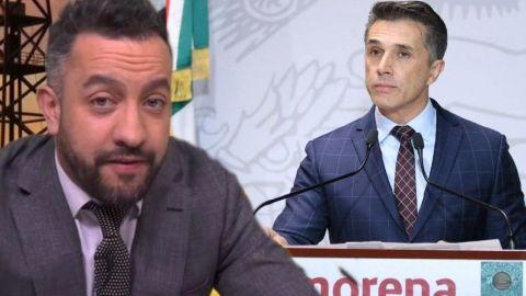 Sergio Mayer lamenta que HBO retirara programa de Chumel Torres