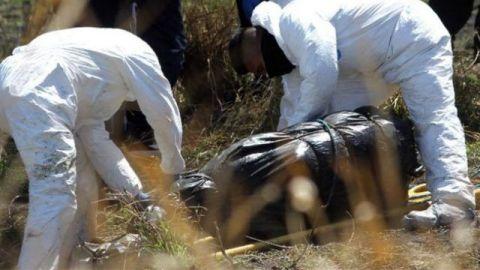 Encuentran 75 bolsas con restos humanos en Jalisco