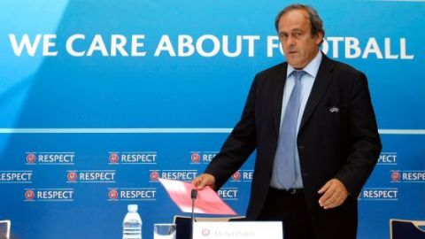 Si hay corrupción, que le quiten el Mundial a Qatar: Platini