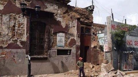 Sismo deja dos muertos en Oaxaca; hay siete hospitales dañados