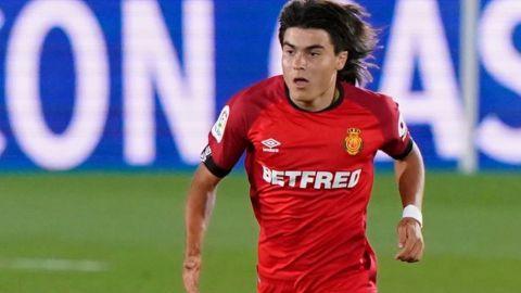 Con 15 años, el debut inolvidable de Luka Romero en España
