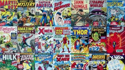 Desmantelan red que introducía cómics empapados en droga en cárcel de N.York