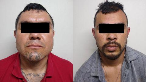 Detiene Fiscalía General a dos presuntos sicarios del Cartel de Sinaloa