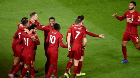 LeBron James felicita al Liverpool por su campeonato