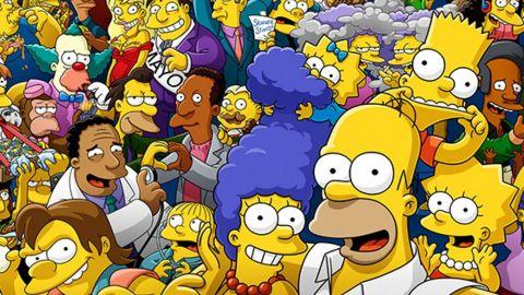 Los Simpsons serán doblados por actores de su misma raza