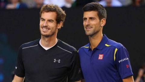 La lección de Murray a Djokovic