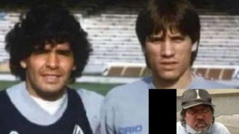 De ser campeón con Maradona a indigente y adicto