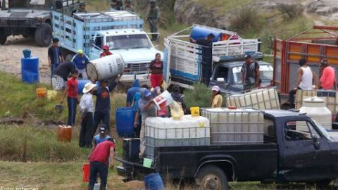 Atrapan a ''El Loco Téllez'', presunto líder huachicolero