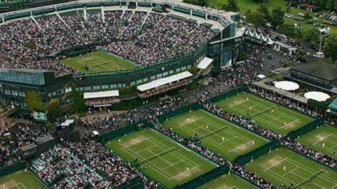 Cancelación de Wimbledon no tendrá un gran impacto financiero: organizadores