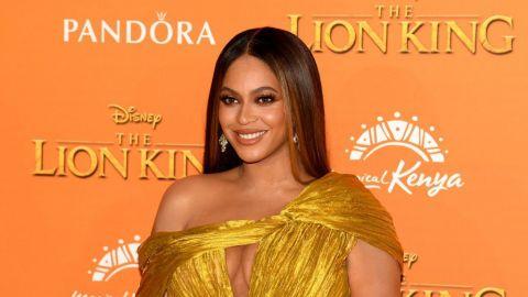 """Beyoncé y Disney anuncian """"Black is King"""", álbum inspirado en El Rey León"""