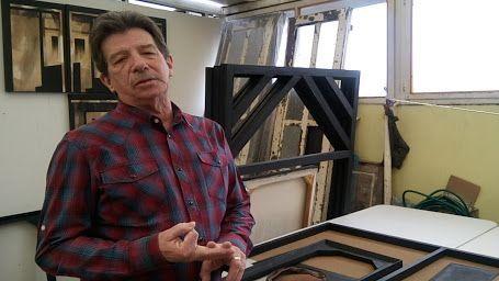 Falleció el pintor colombiano Santiago Rebolledo