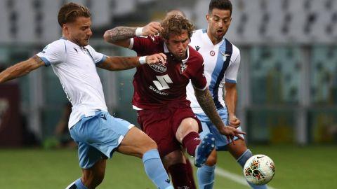 Lazio presiona a la Juventus con triunfo