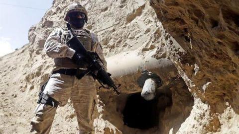 """Al estilo del """"Chapo"""", huachicoleros robaban combustible por túneles"""