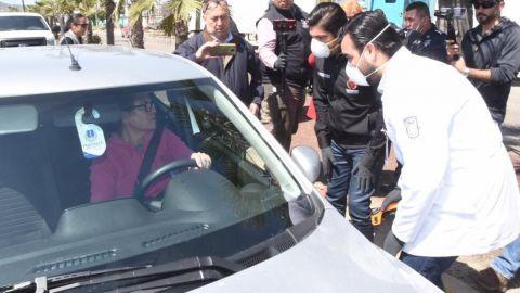 Se rebelan empresarios de Ensenada contra Armando Ayala