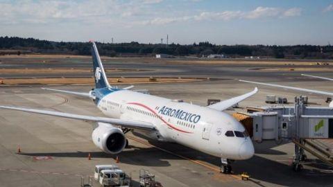 Aeroméxico se reactiva; respetará boletos y puntos Premier