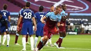 El West Ham frena al Chelsea y aprieta la lucha por la Champions