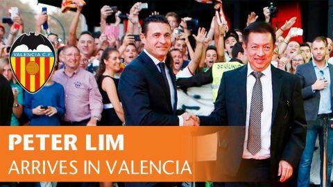 Valencia: 'El club es nuestro y podemos hacer lo que queramos'